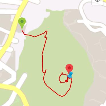 Ujangsan (45:17, 2.04 km)