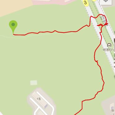Maebongsan 2 (29.54, 0.87 km)