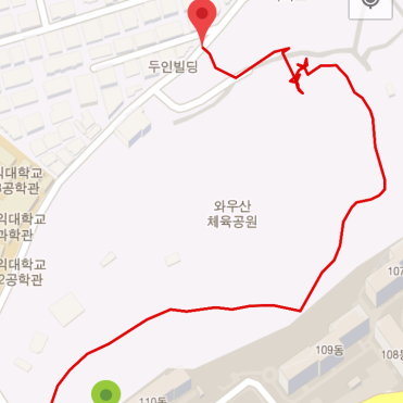 Wausan (18:26, 0.76 km)
